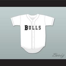 Spike Nolan 3 Hackensack Bulls Baseball Jersey Brewster's Millions