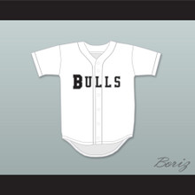 Monty Brewster 35 Hackensack Bulls Baseball Jersey Brewster's Millions