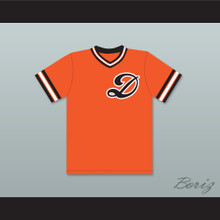 Jeffrey 'Colt' Douglas 14 Dragons Baseball Jersey