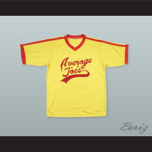 Stephen Root Gordon Pibb 7 Average Joe's Dodgeball Jersey