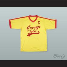 Vince Vaughn Pete LaFleur 16 Average Joe's Dodgeball Jersey