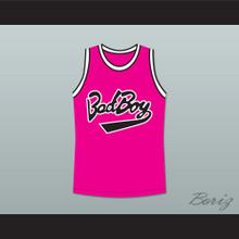 Biggie Smalls 10 Bad Boy Pink Basketball Jersey New
