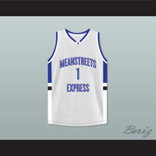 Derrick Rose 1 Mean Streets Express Basketball Jersey