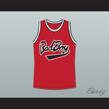 Notorious B.I.G. Biggie Smalls 72 Bad Boy Red Basketball Jersey New