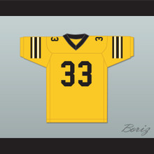 Stefen Djordjevic 33 Ampipe High School Bulldogs Football Jersey All The Right Moves