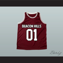 Peter Hale 01 Beacon Hills Basketball Jersey Teen Wolf