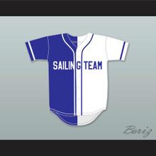 Lil Yachty Lil Boat 44 Sailing Team Blue/White Baseball Jersey