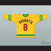 1945-51 Omaha Knights USHL Away Hockey Jersey