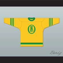 Gordie Howe 9 Omaha Ak-Sar-Ben Knights Away Hockey Jersey