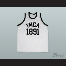 Inventor of Basketball James Naismith 1891 YMCA Basketball Jersey