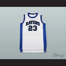 Nathan Scott 23 One Tree Hill Ravens High School Basketball Jersey
