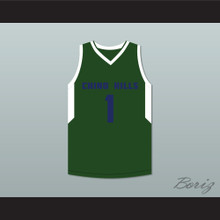 LaMelo Ball 1 Chino Hills High School Huskies Green Basketball Jersey