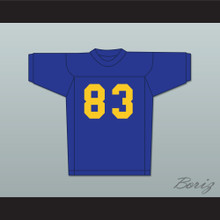 Michael Jordan 83 Emsley A. Laney High School  Buccaneers Football Jersey