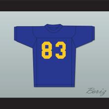 Michael Jordan 83 Emsley A. Laney High School  Buccaneers Football Jersey