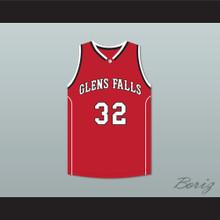 Jimmer Fredette 32 Glens Falls Indians Red Basketball Jersey