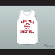 Jimmer Fredette 32 Glens Falls Indians White Practice Basketball Jersey