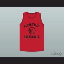 Jimmer Fredette 32 Glens Falls Indians Red Practice Basketball Jersey