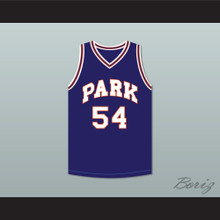 Caron Butler 54 Racine Park Panthers Basketball Jersey