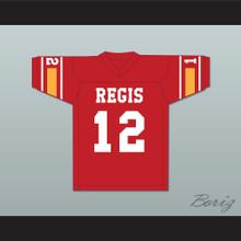 Kurt Warner 12 Regis Catholic High School Red Football Jersey
