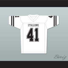 Billy Cole 41 Los Angeles Stallions Football Jersey The Last Boy Scout