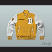 Scott Braddock 18 Bannon High School Varsity Letterman Jacket-Style Sweatshirt Jeepers Creepers 2