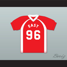 East/West College Bowl Davoin Shower-Handel 96 East Football Jersey Key & Peele