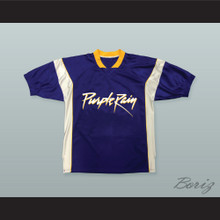 Prince Purple Rain Minnesota Football Jersey
