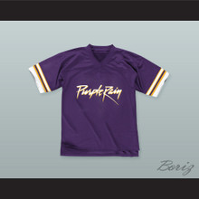 Prince Purple Rain Minnesota Retro Football Jersey