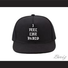 Pablo Escobar I Feel Like Pablo Black Baseball Hat