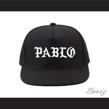 Pablo Escobar Black Baseball Hat