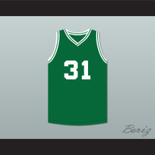 Allen Payne Marcus Stokes 31 Malibu Prep Pelicans Basketball Jersey