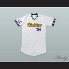 Chihiro Kaneko 19 Orix BlueWave Baseball Jersey