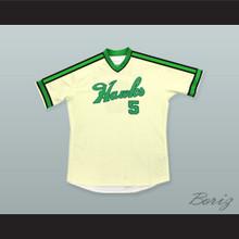 Nobuhiro Matsuda 5 Fukuoka SoftBank Hawks Baseball Jersey