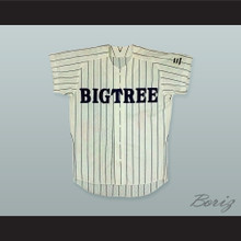 Bigtree 35 Japan Pinstriped Baseball Jersey