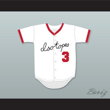 Babe Ruth IV 3 Springfield Isotopes Button Down Baseball Jersey