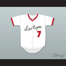 Buck Mitchell 7 Springfield Isotopes Baseball Jersey