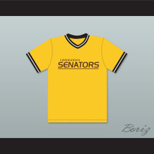 Larry 2 Longueuil Senators Beer League Baseball Jersey Spaceman