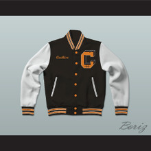 Cochise Cooley High School Varsity Letterman Jacket-Style Sweatshirt