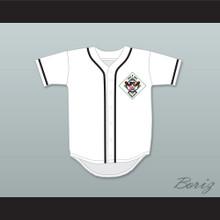 Shawon Dunston 15 Salamanders Baseball Jersey 1st Annual Rock N' Jock Diamond Derby