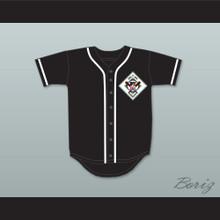 Lou Gramm 4 Aardvarks Baseball Jersey 1st Annual Rock N' Jock Diamond Derby