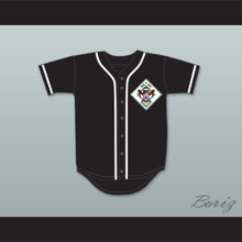 Keanu Reeves 37 Aardvarks Baseball Jersey 1st Annual Rock N' Jock Diamond Derby