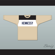 Queensbridge 95 Hennessy Beige Hockey Jersey