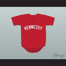 Prodigy 95 Hennessy Red Baseball Jersey