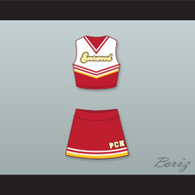 Kristen Bell Stacey Wilson Everwood High School Cheerleader Uniform