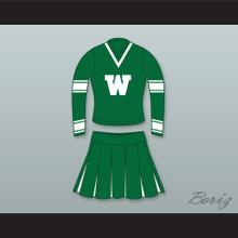 Jenna Leigh Green Libby Chessler Westbridge High School Cheerleader Uniform Sabrina the Teenage Witch