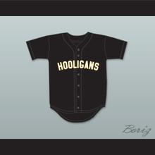 Bruno Mars 24K Hooligans Black Baseball Jersey BET Awards