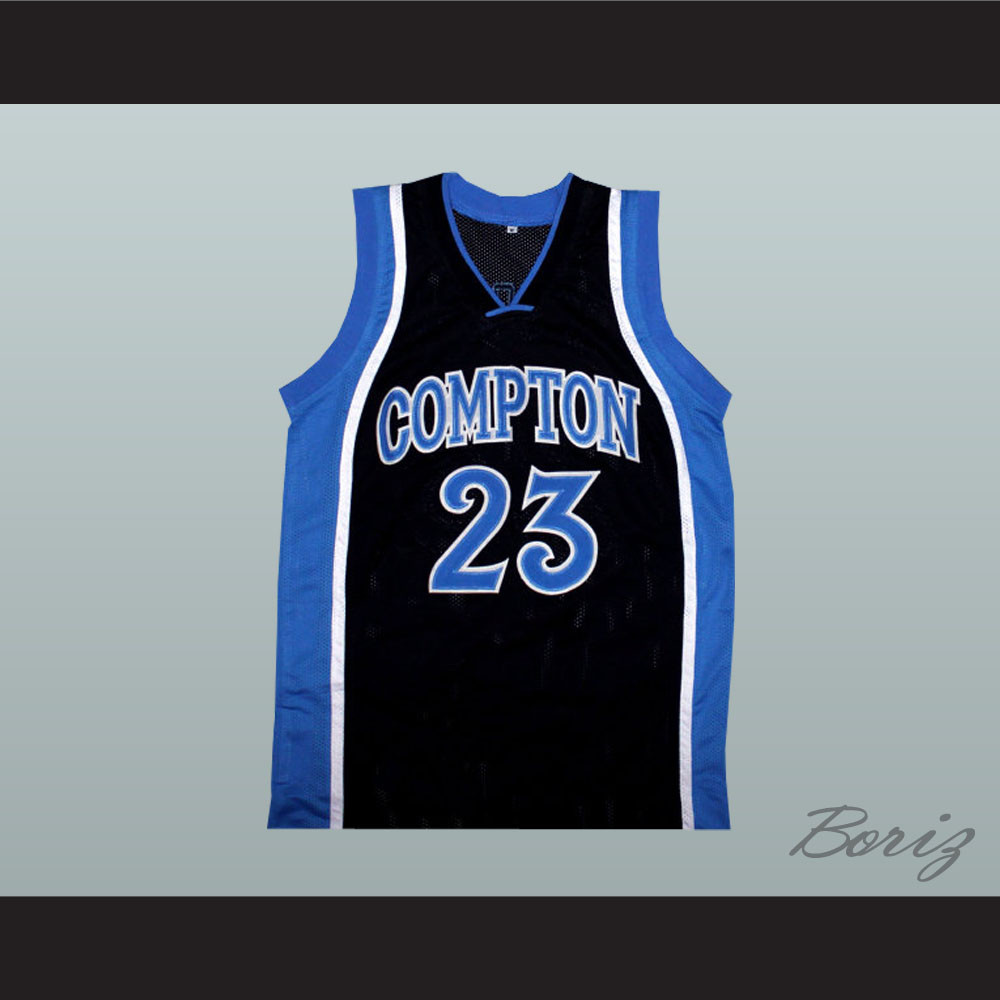 size 40 2f0af 1bcbc DeMar DeRozan Compton High School Basketball Jersey Any Player or Number