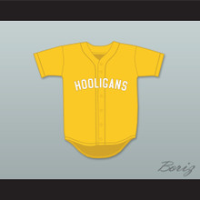 Bruno Mars 24K Hooligans Gold Baseball Jersey BET Awards