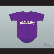 Bruno Mars 24K Hooligans Purple Baseball Jersey BET Awards
