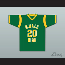 Snoop Dogg 20 N. Hale High School Football Jersey